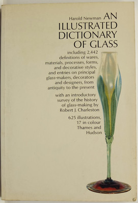 An Illustrated Dictionary of Glass