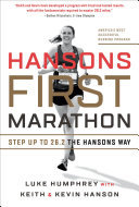 Hansons First Marathon - Step up to 26. 2 the Hansons Way