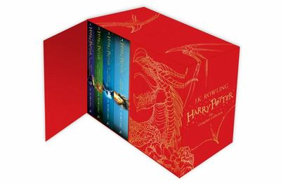 Harry Potter Box Set: The Complete Collection (HB)