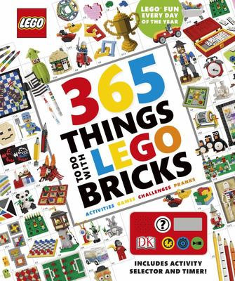 365 Things to Do with LEGO Bricks