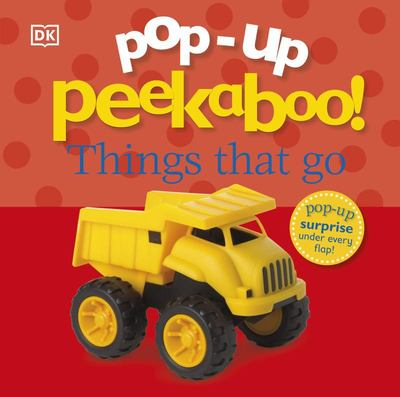 Things That Go (Pop-Up Peekaboo)
