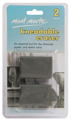 Kneadable Erasers 2pc MAXX0004