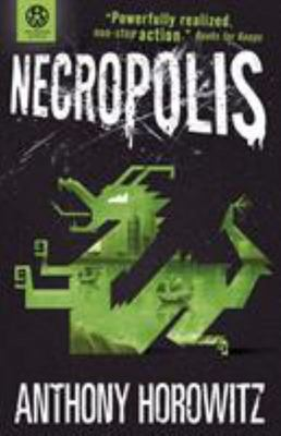 Necropolis (The Power of Five #4)