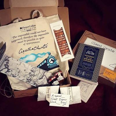 Cleod Crate ~ 3 month subscription