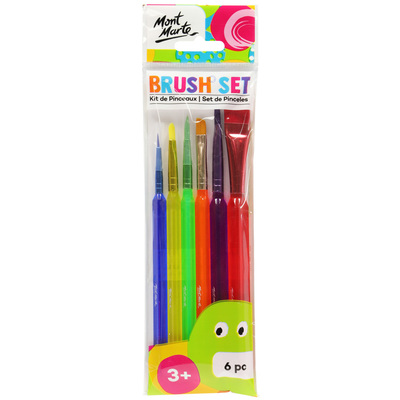 MM Brush Set 6pc MMKC0220
