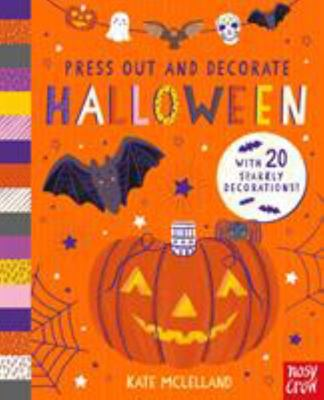 Halloween (Press Out and Decorate)