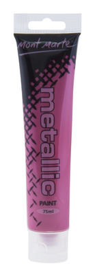 Metallic Acrylic Paint 75ml Magenta PMMT0005