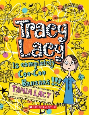 Tracy Lacy is Completely Coo-Coo Bananas