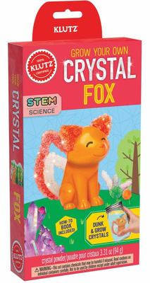 Klutz: Grow a Crystal Fox