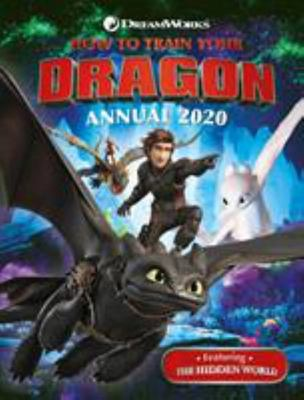 Dreamworks: How to Train Your Dragon Annual 2020