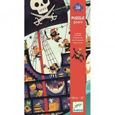 The Pirate Ship (36 piece giant puzzle)