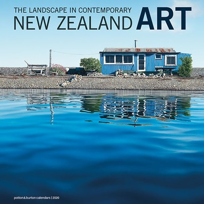 The Landscape in Contemporary NZ Art 2020 Calendar