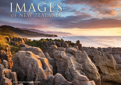Images of New Zealand 2020 Calendar