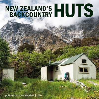 New Zealand's Back Country Huts 2020 Calendar