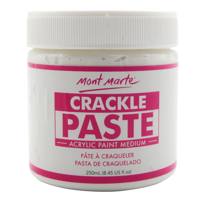 MM Crackle Paste 250ml MPA2503