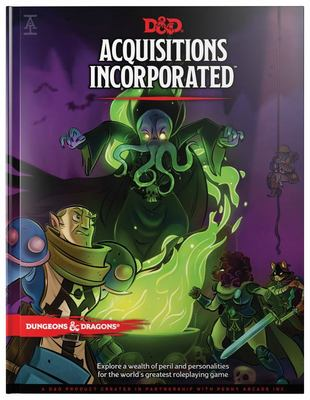 D&D Acquisitions Incorporated (Dungeons & Dragons)