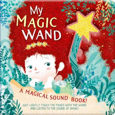 My Magic Wand magical sound book