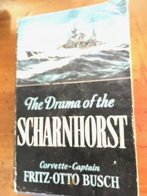 The Drama of the Scharnhorst