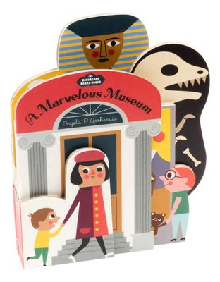 A Marvelous Museum (Bookscape Board Books)