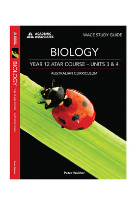 Biology ATAR Course Study Guide Units 3 and 4 - Academic