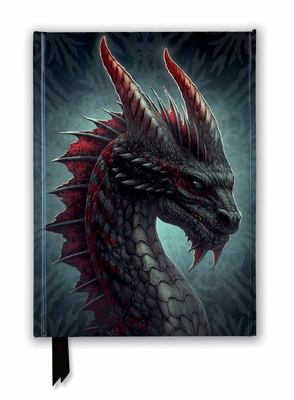 Kerem Beyit: Fierce Dragon (Foiled Journal)