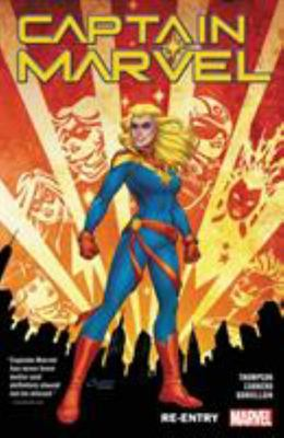 Captain Marvel Vol. 1 Re-Entry