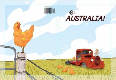 Australia: A collection of Australian comic stories