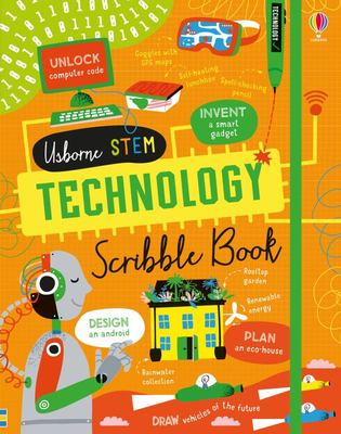 Technology Scribble Book