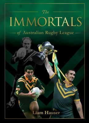 Immortals of Rugby League
