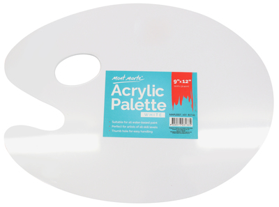 Large mapl0007 v01 mmacrylicpalettewhite9 x12 front