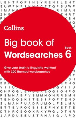 Big Book of Wordsearches Book 6