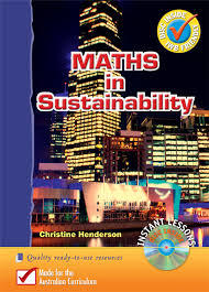 MATHS in Sustainability with CD