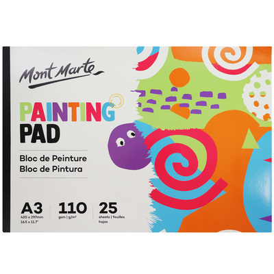 Large mont marte painting pad a3 mmkc0213 v01 f2