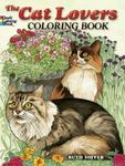 The Cat Lovers (Colouring Book)