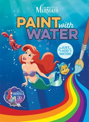 The Little Mermaid Paint with Water