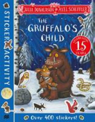 The Gruffalo's Child Sticker Activity Book