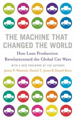 The Machine That Changed the World - How Lean Production Revolutionized the Global Car Wars