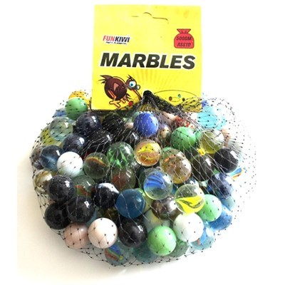 Marbles (500gm Assorted)