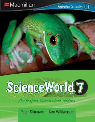 Scienceworld 7 Student Online Resource Access Australian Curriculum Edition : OneStopScience.Com.Au