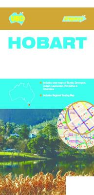 Hobart Launceston and Surrounds Map 780/781 4th Ed