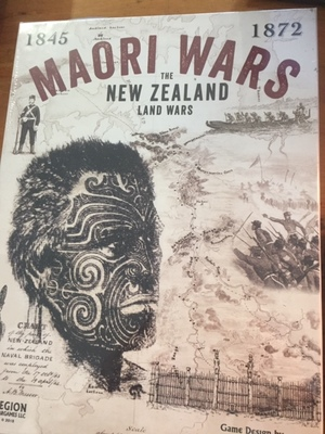 Maori Wars ; The New Zealand Land Wars
