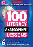 100 Literacy Assessment Lessons Year 6 with CD-ROM