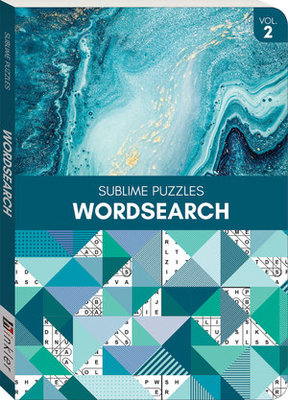 Sublime Puzzles Word Search Vol 2