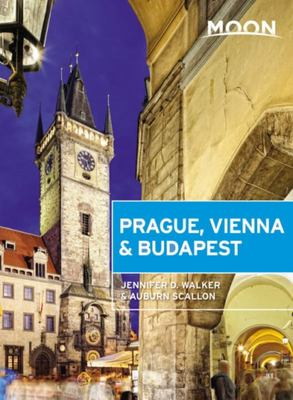 Prague, Vienna and Budapest