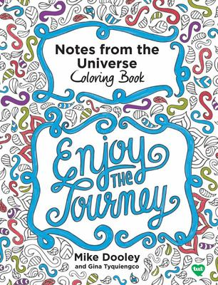 Notes from the Universe Colouring in Book