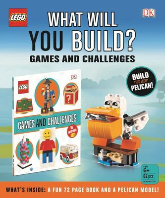 Lego What Will You Build? Games & Challenges