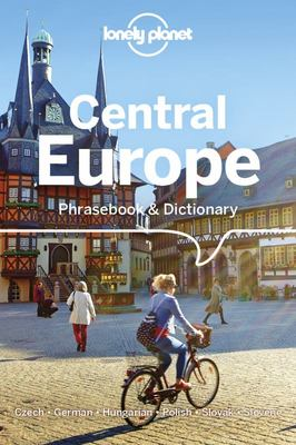 Central Europe Phrasebook and Dictionary 5