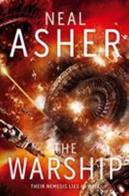The Warship (Rise of the Jain #2)