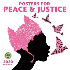 Posters for Peace & Justice 2020 Wall Calendar