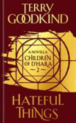 Hateful Things (#2 Children of d'Hara)